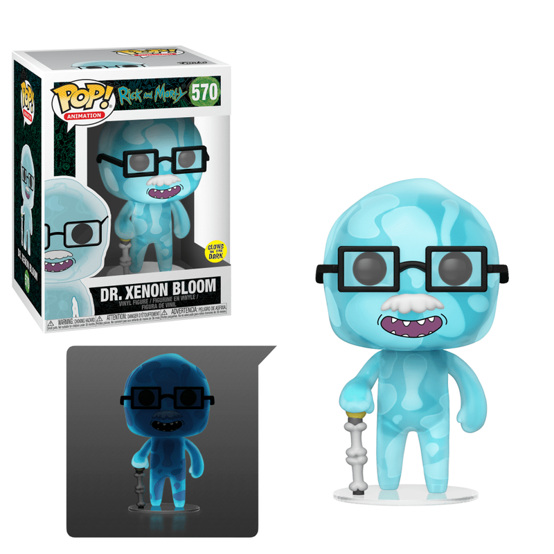 Dr. Xenon Bloom (Glow in the Dark)