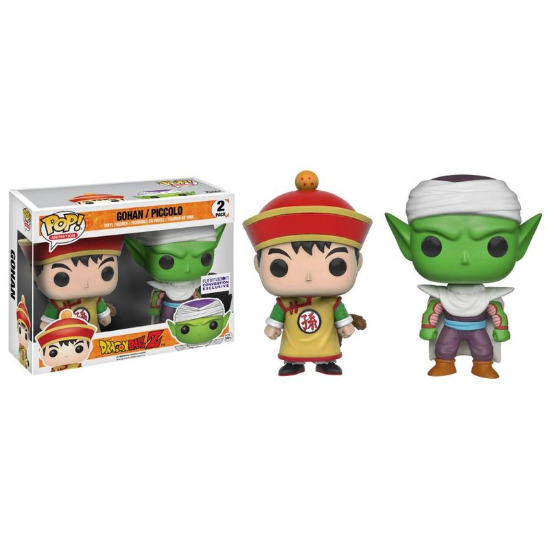 Gohan & Piccolo (2-Pack)