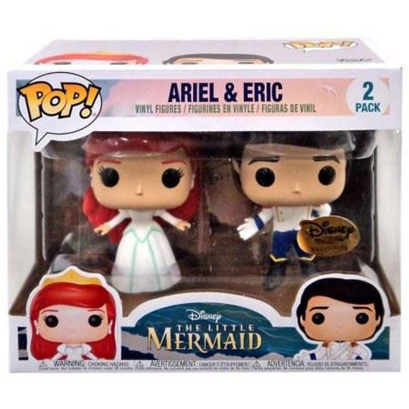 Ariel & Eric (2-Pack)