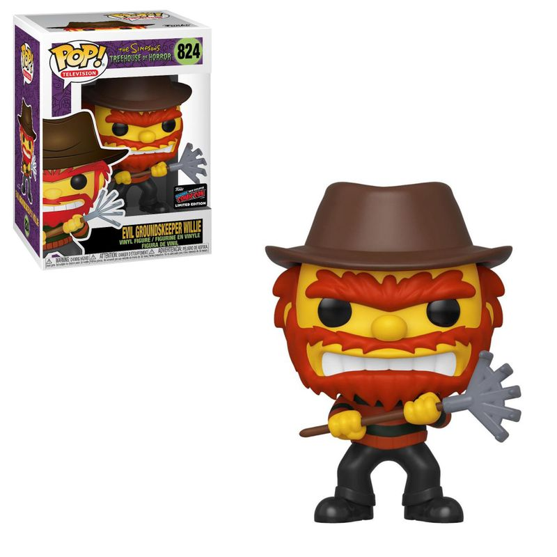 Evil Groundskeeper Willie [NYCC]