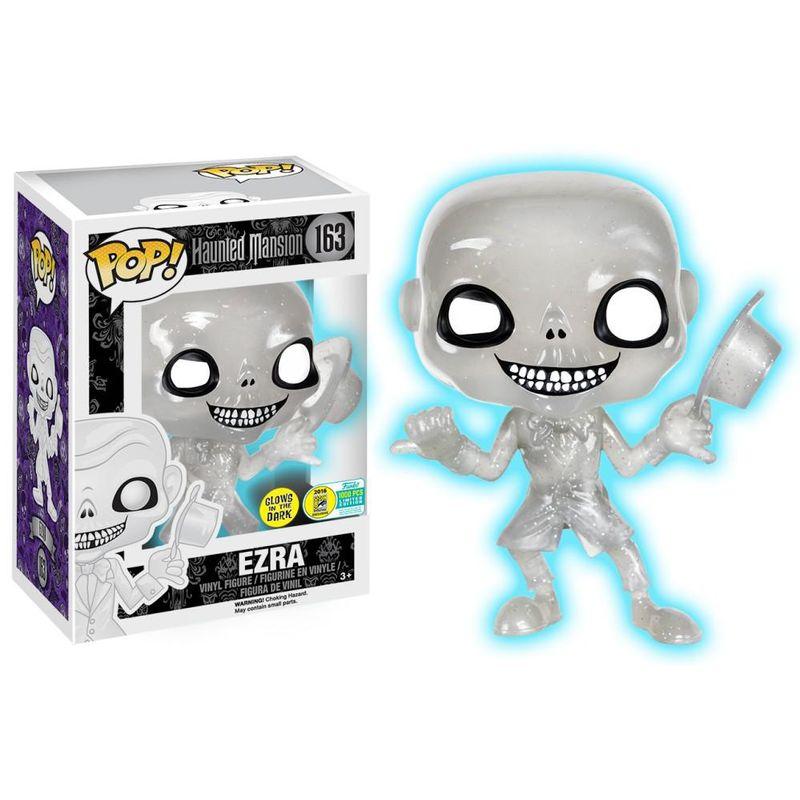 Ezra (Haunted Mansion) (White Glow Glitter)