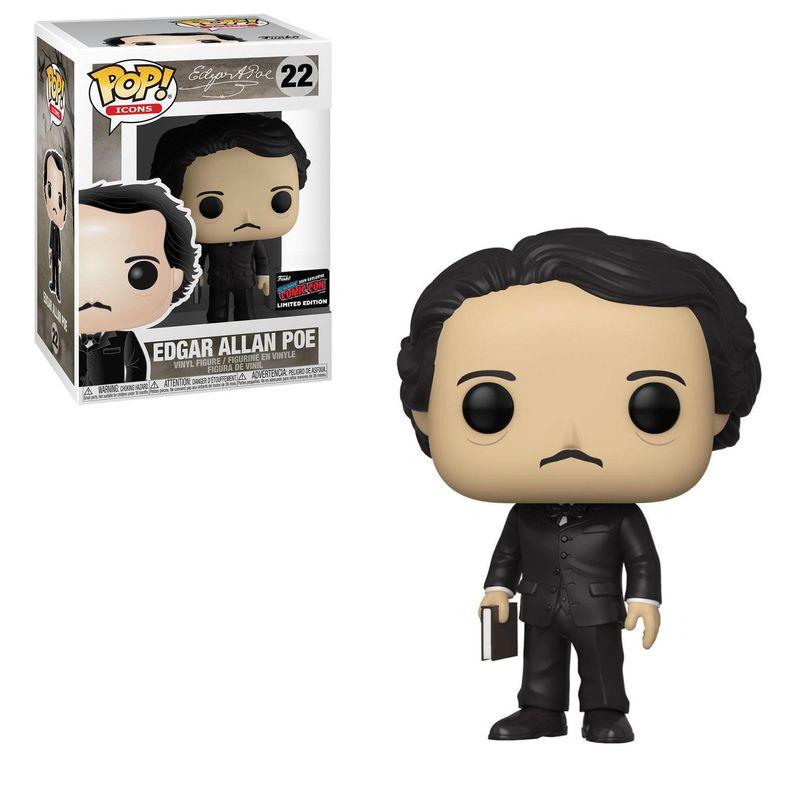 Edgar Allan Poe (w/ Book) [NYCC]