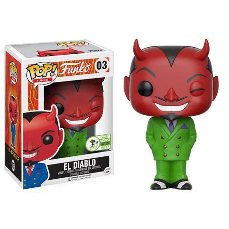 El Diablo (Green Suit)