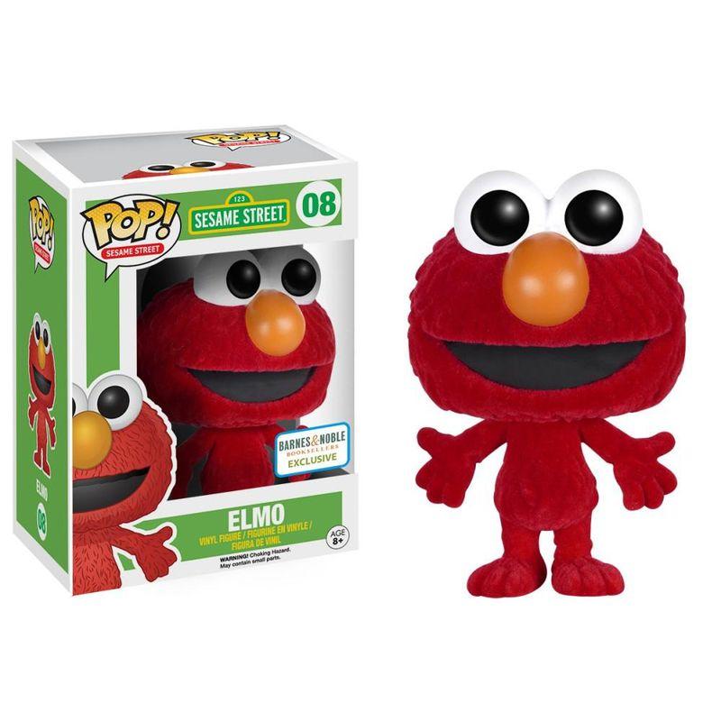Elmo (Flocked)