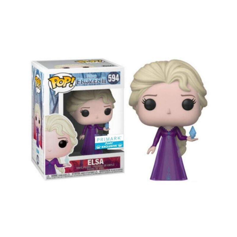 Elsa (Frozen 2) (Nightgown) [Primark]