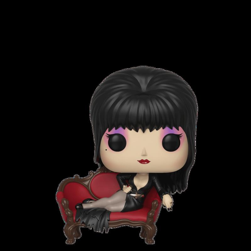 Elvira (on Red Sofa) (Deluxe)