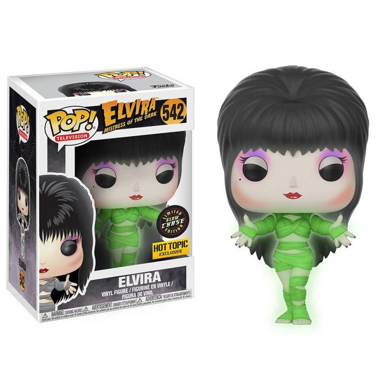 Elvira (Mummy) (Glow in the Dark)