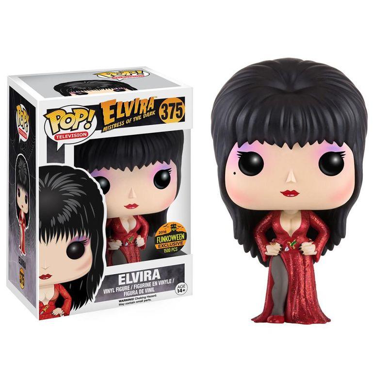 Elvira (Red Dress)