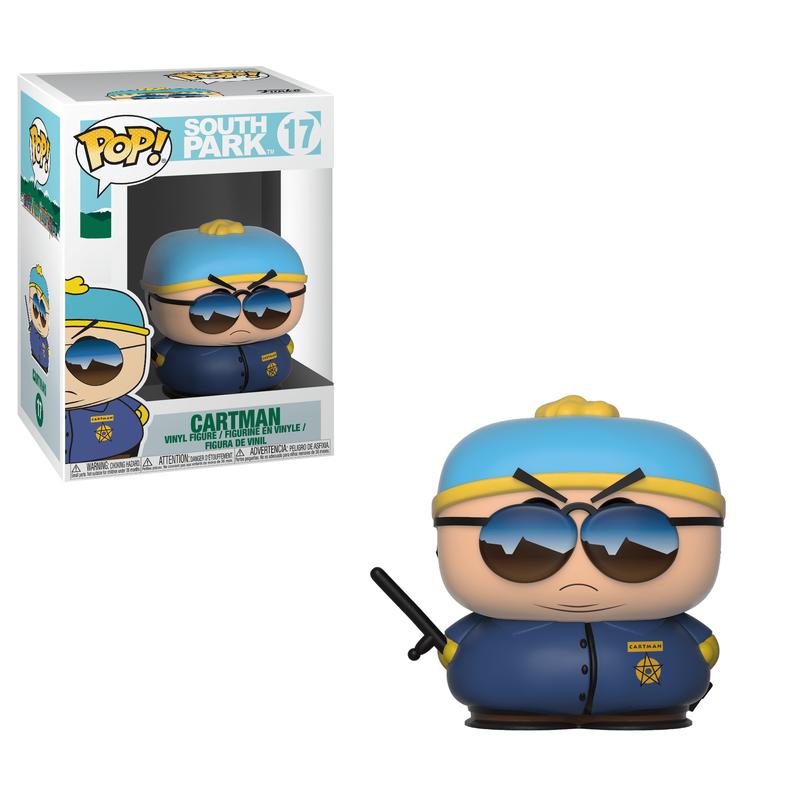 Cartman (Cop)