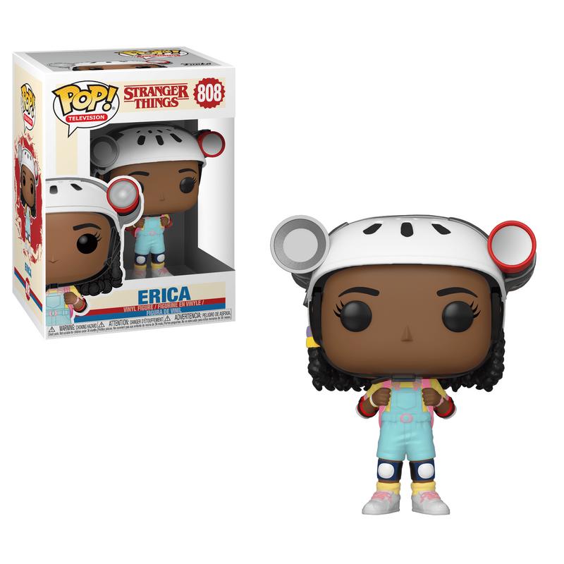 Erica (Flashlight Helmet)