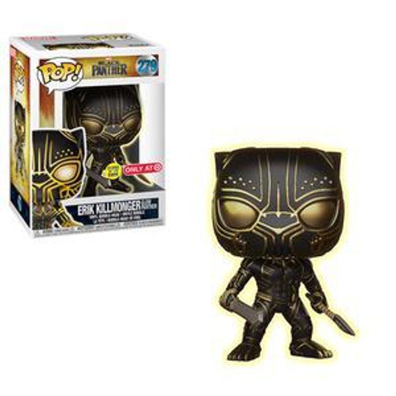 Erik Killmonger (Glow Panther)