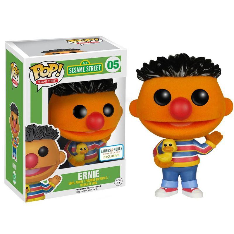 Ernie (Flocked)