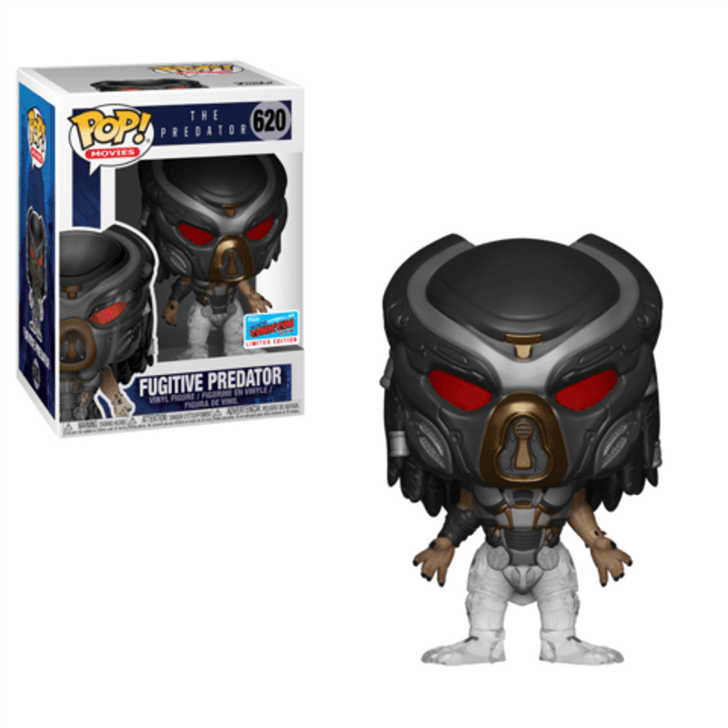 Fugitive Predator (Disappearing) [NYCC]
