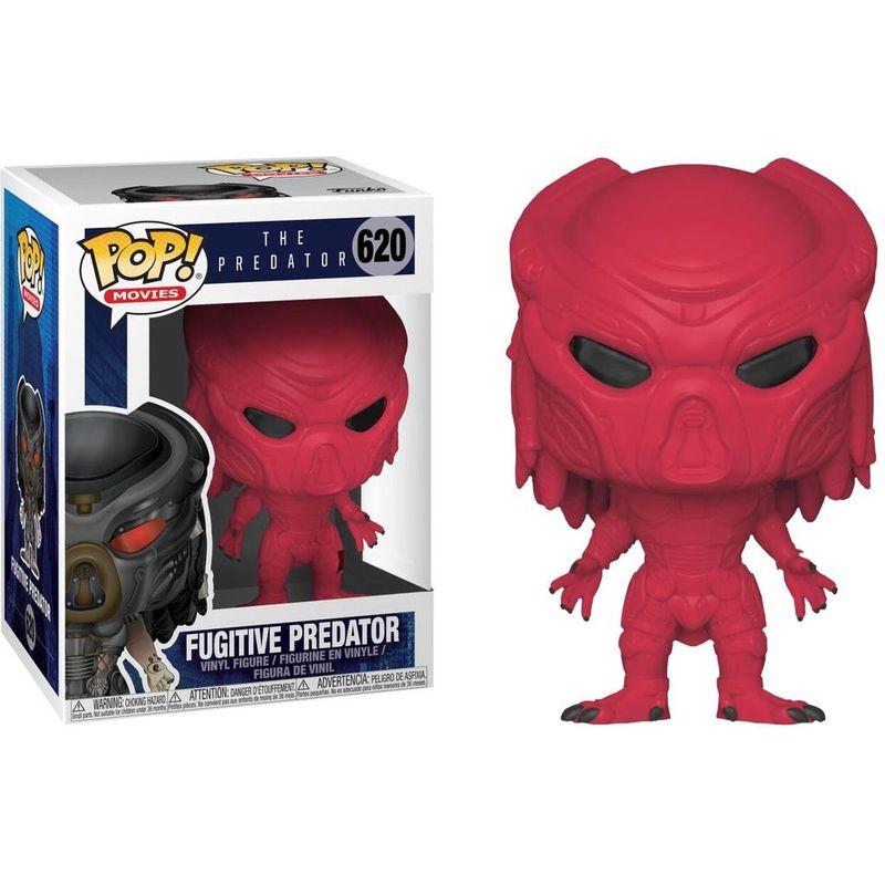 Fugitive Predator (Red)