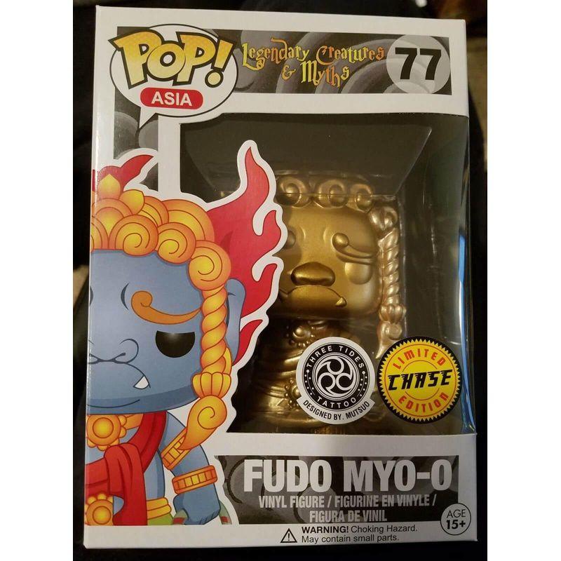 Fudo Myo-o (Gold)