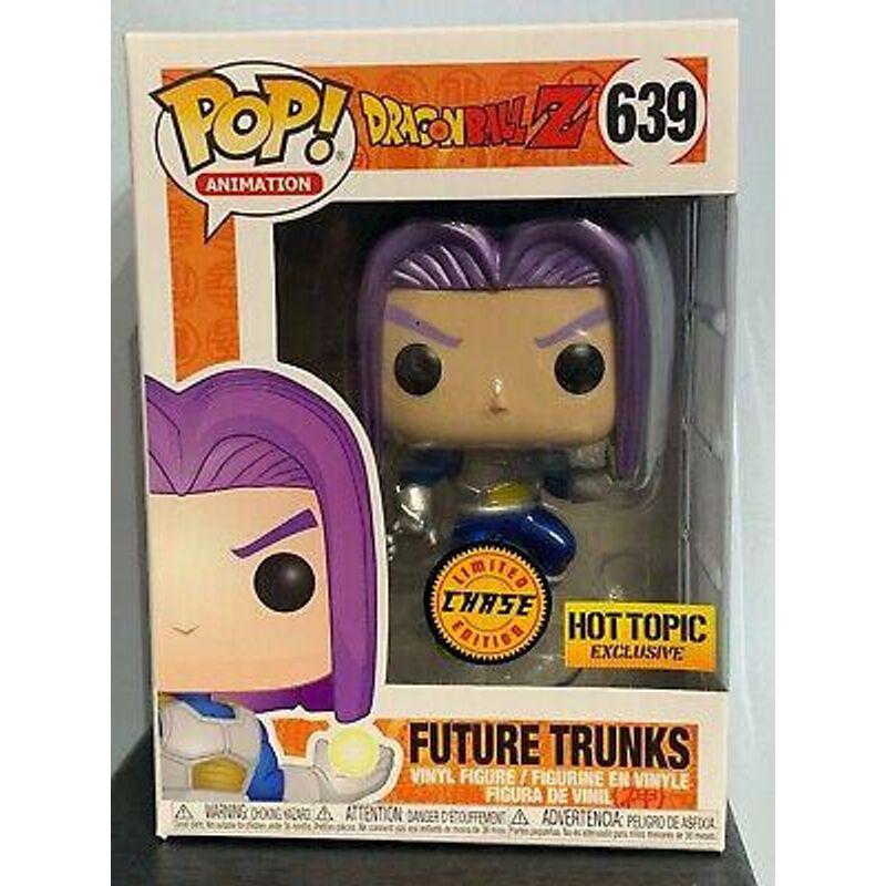 Future Trunks (Holding Dragonball) (Metallic)