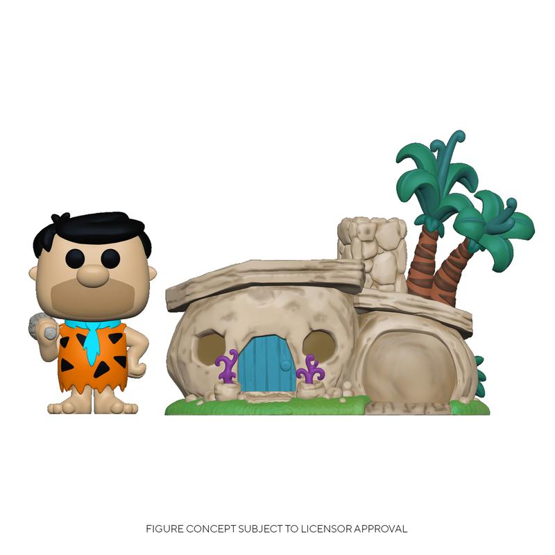 Flintstone's Home