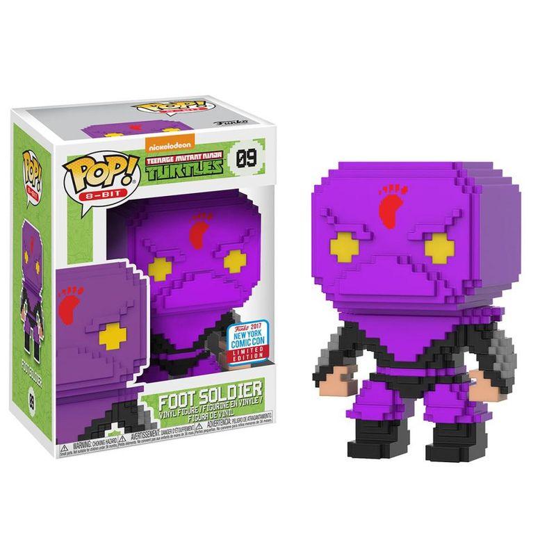Foot Soldier (Purple)