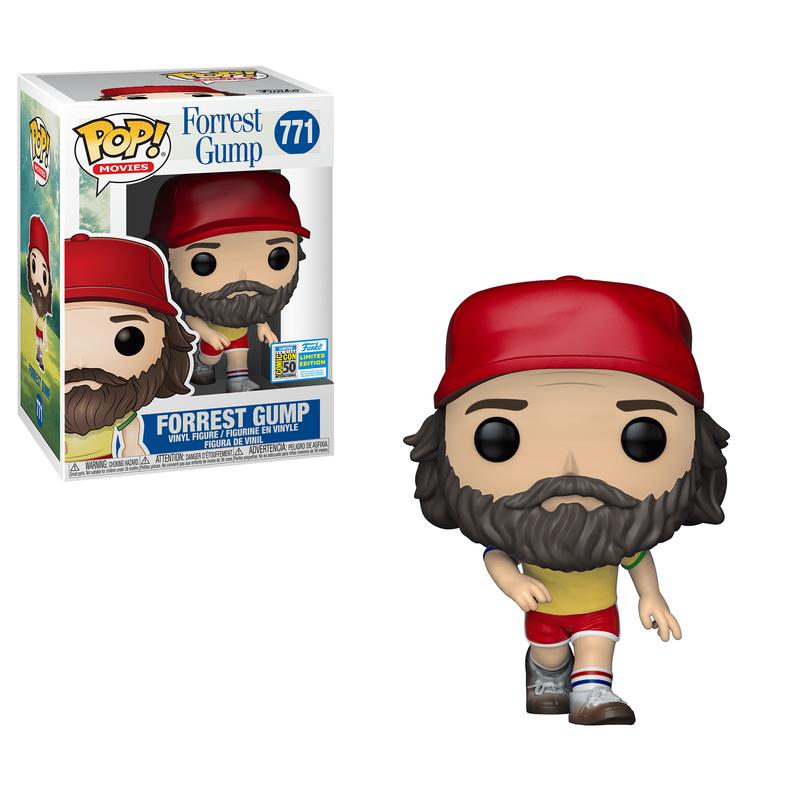 Forrest Gump (Beard) [SDCC]