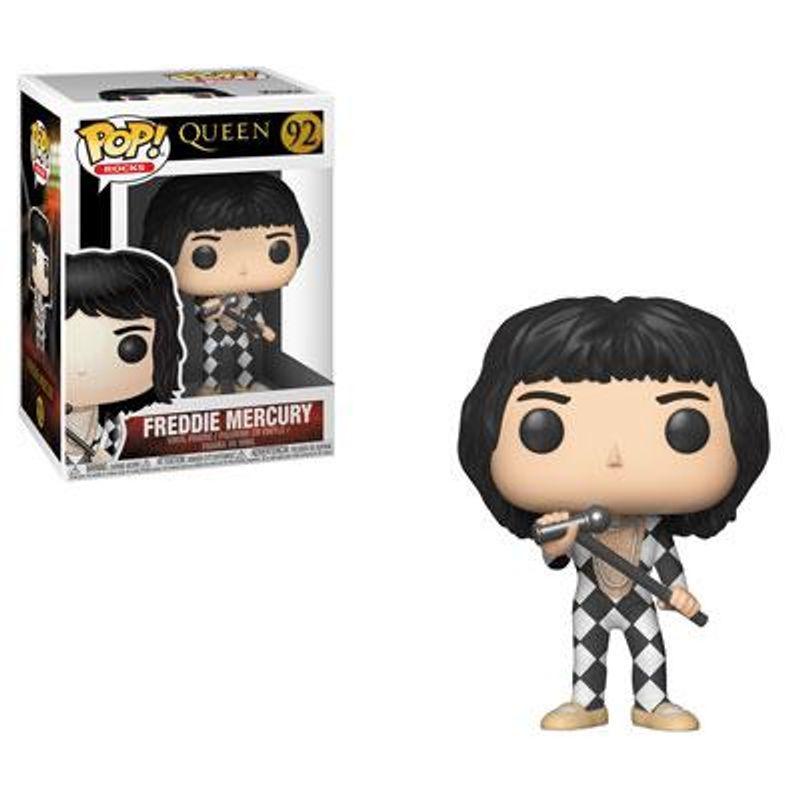 Freddie Mercury (Checker)