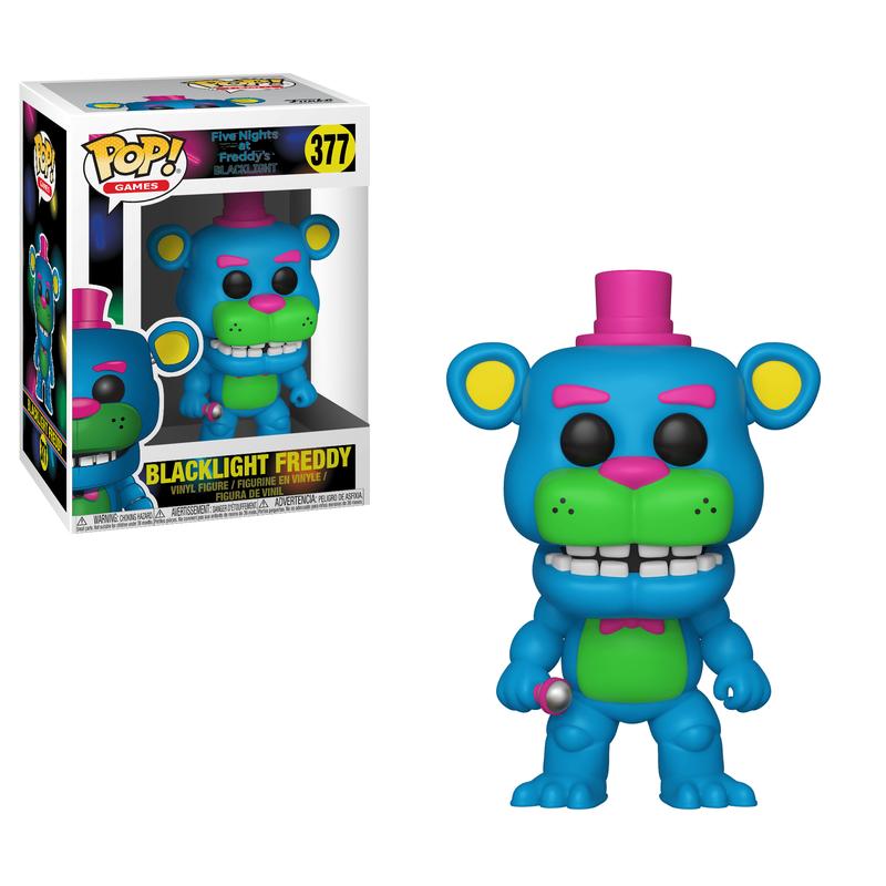 Blacklight Freddy