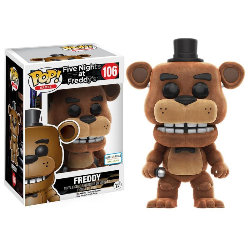 Freddy (Flocked)