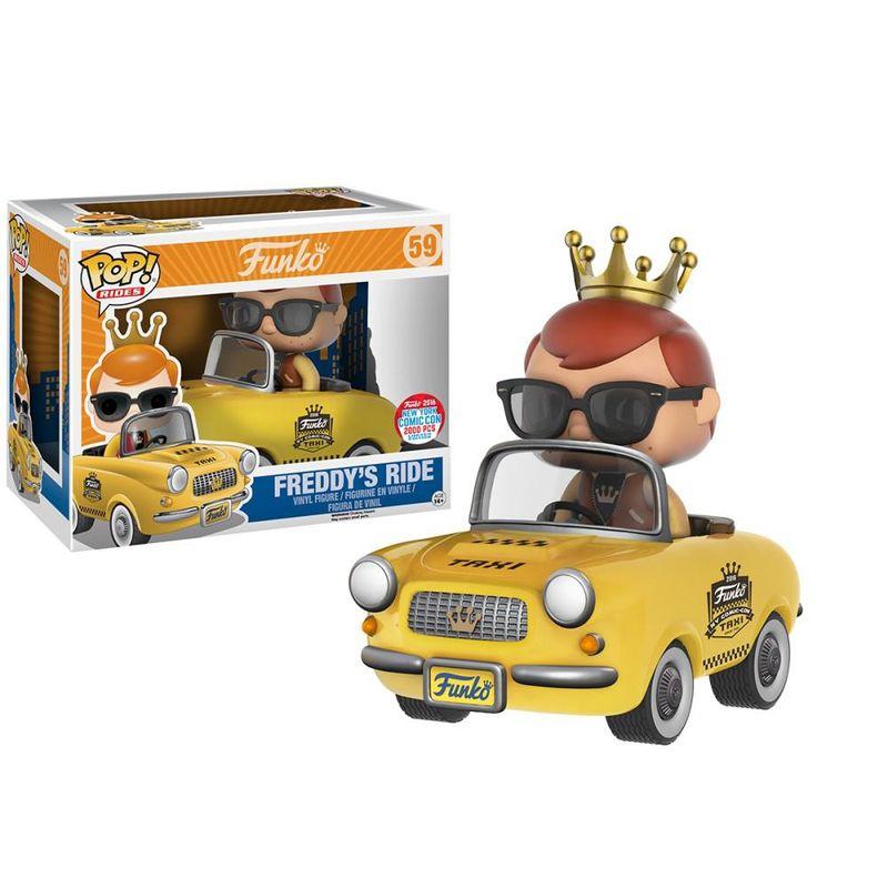 Freddy's Ride (NY Taxi)