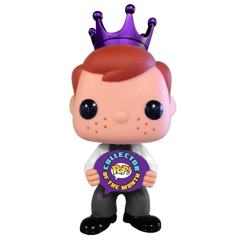 Freddy Funko (Collector of the Month)