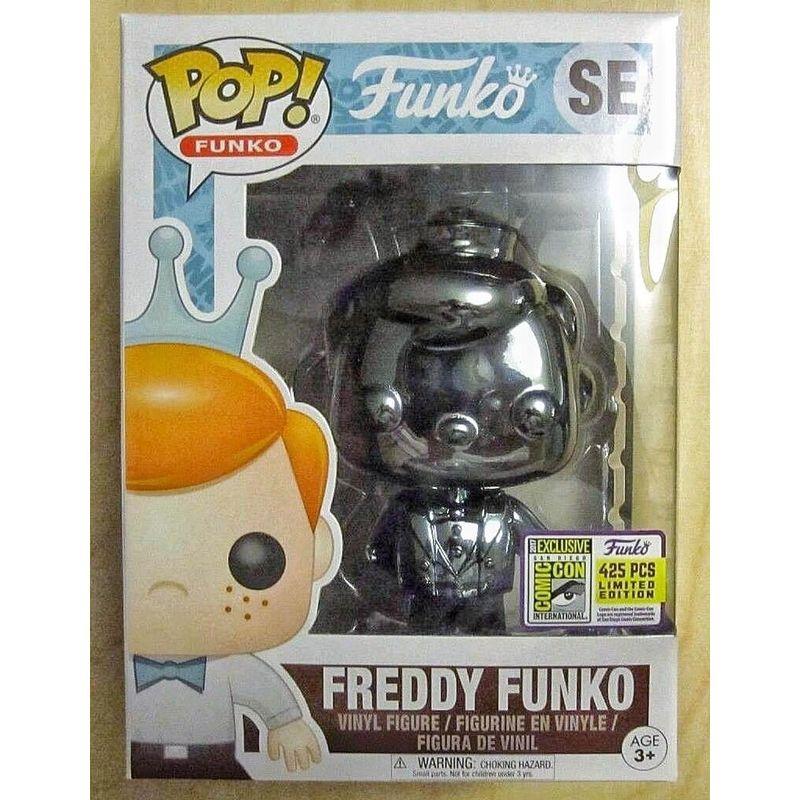 Freddy Funko (Chrome)