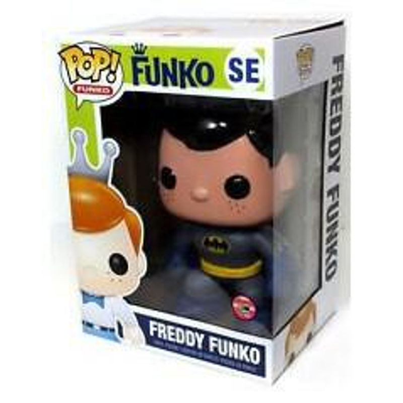 Freddy Funko (Batman) (Blue)