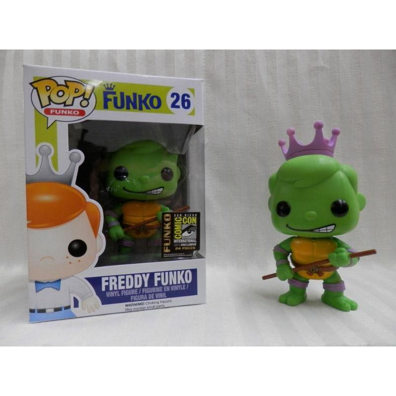Freddy Funko (Donatello)