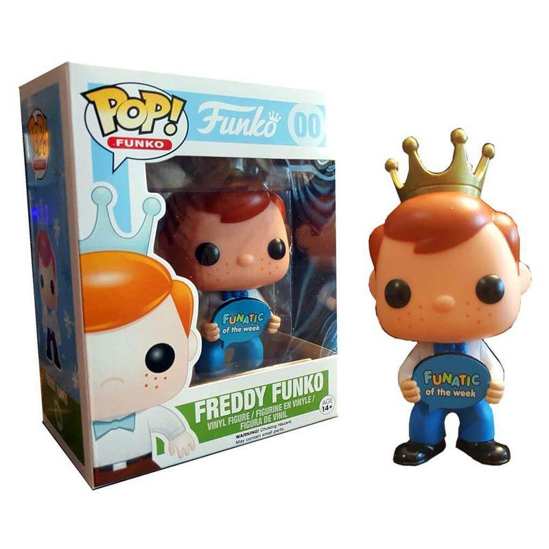 Freddy Funko (Funatic of the Week)