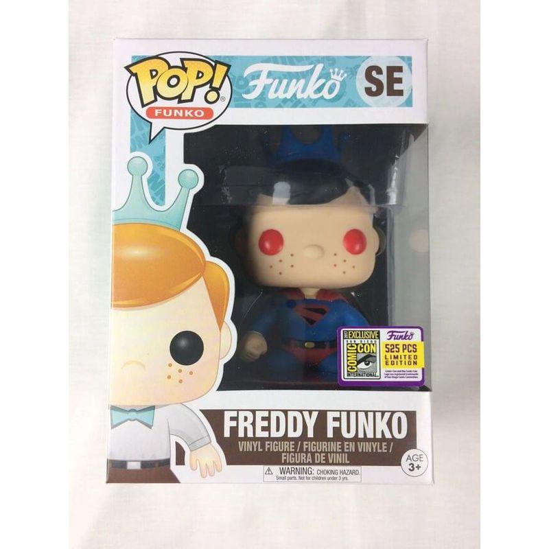 Freddy Funko (Superman - Kingdom Come)