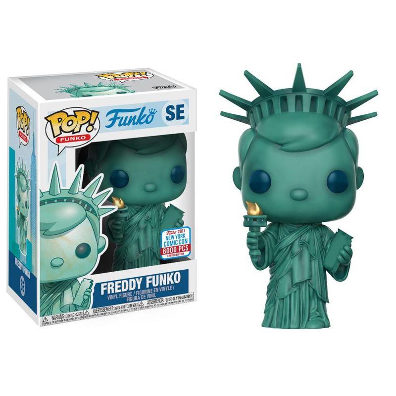 Freddy Funko (Statue of Liberty)