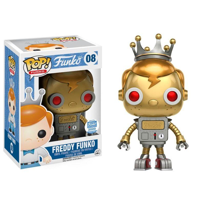 Robot Freddy Funko
