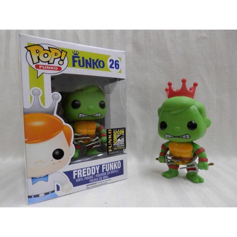 Freddy Funko (Raphael)