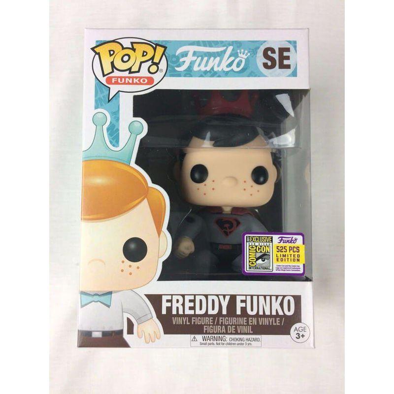 Freddy Funko (Superman -Red Son)