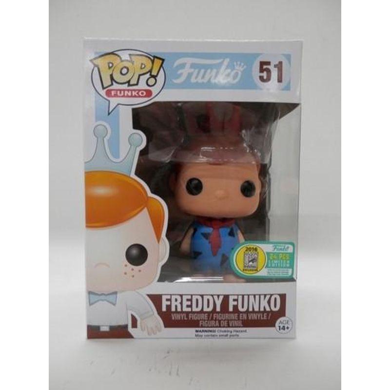 Freddy Funko as Fred Flintstone (Blue)