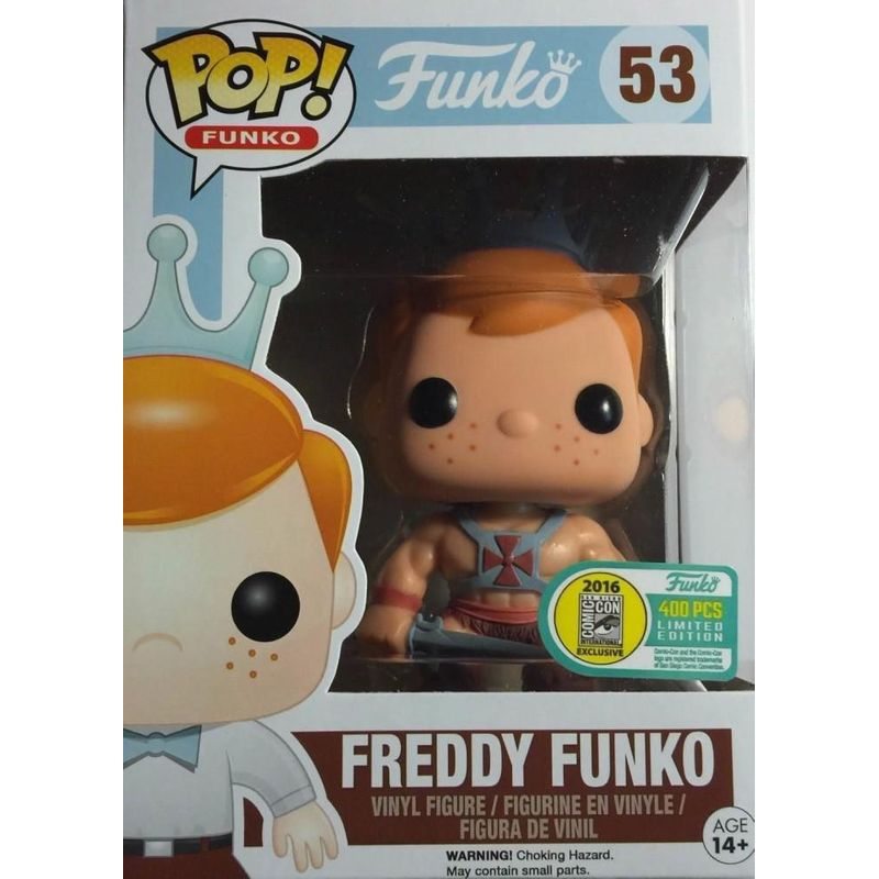Freddy Funko He-Man