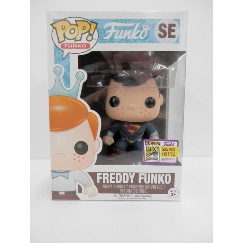 Freddy Funko (Superman - Justice League)
