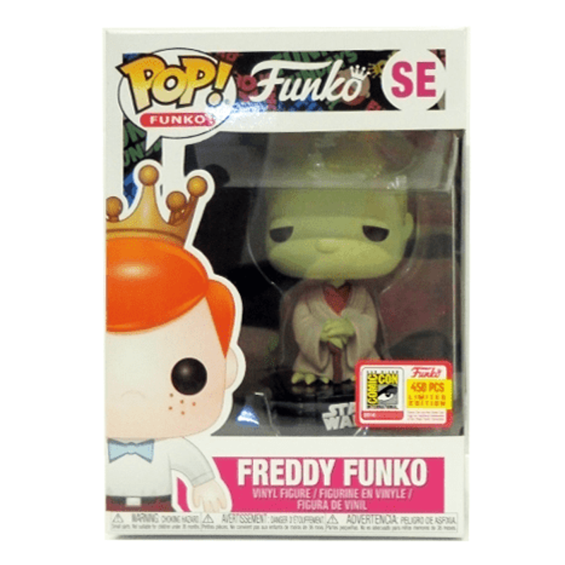 Freddy Funko (Yoda)