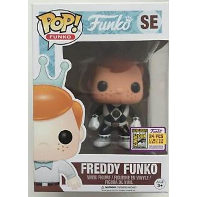 Freddy Funko (Black Ranger)