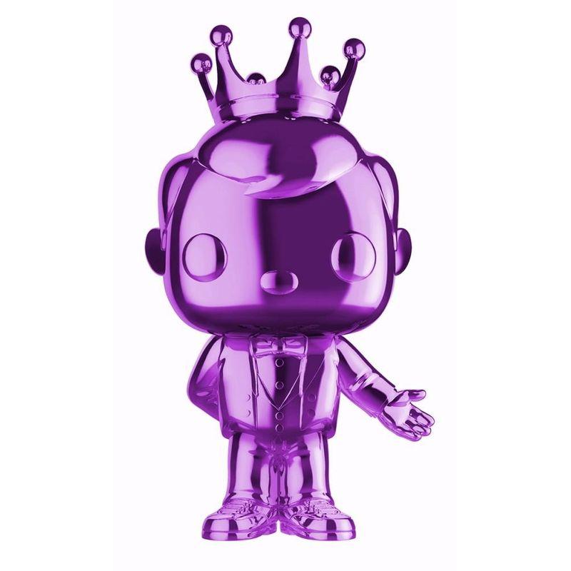 Freddy Funko (Purple Chrome)