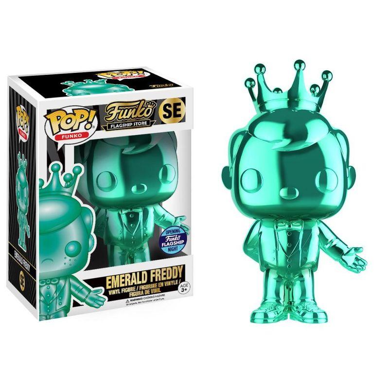 Emerald Freddy