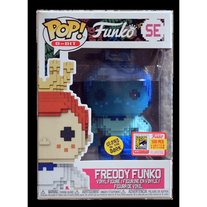 Freddy Funko (Blue Glow)