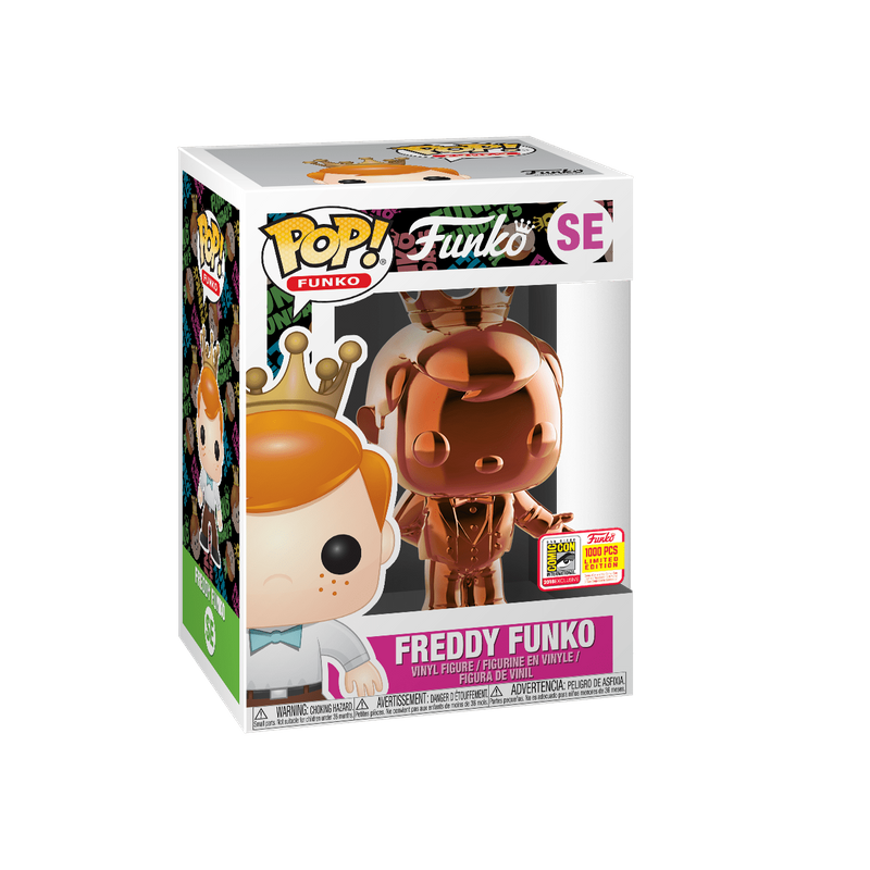 Freddy Funko (Copper Chrome)