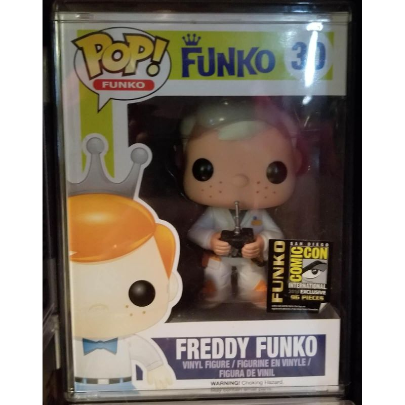 Freddy Funko - Dr. Emmett Brown