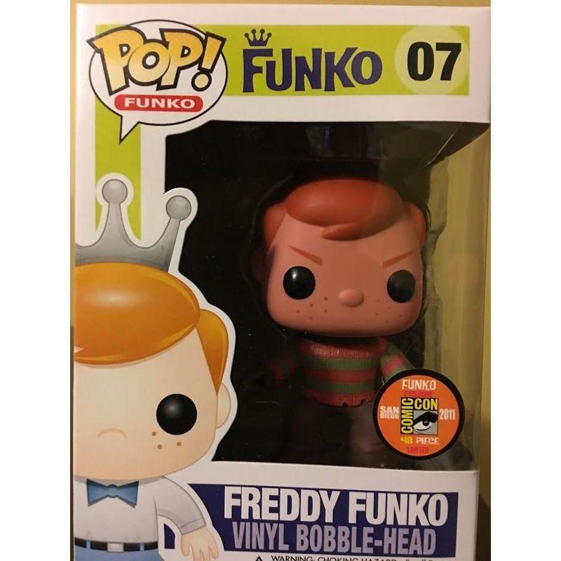 Freddy Krueger (Freddy Funko)