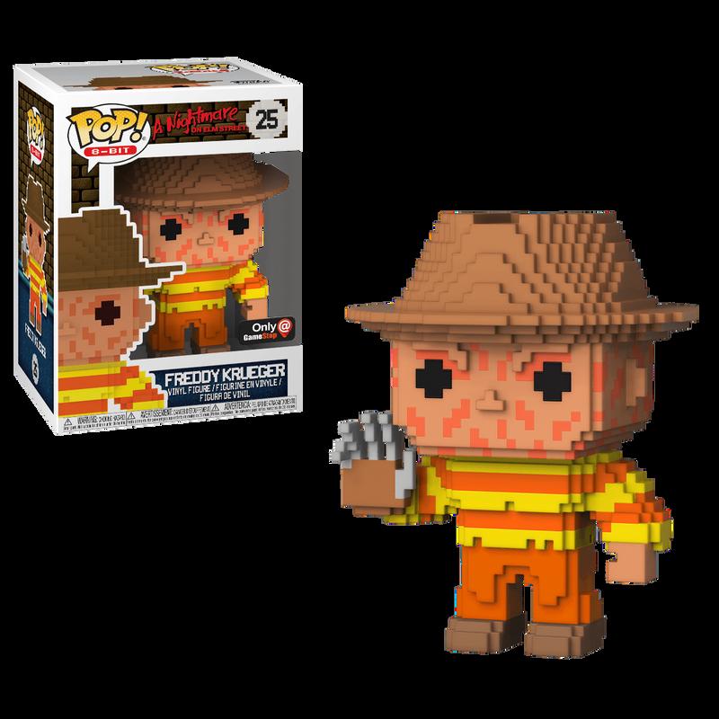 Freddy Krueger (NES Colors)