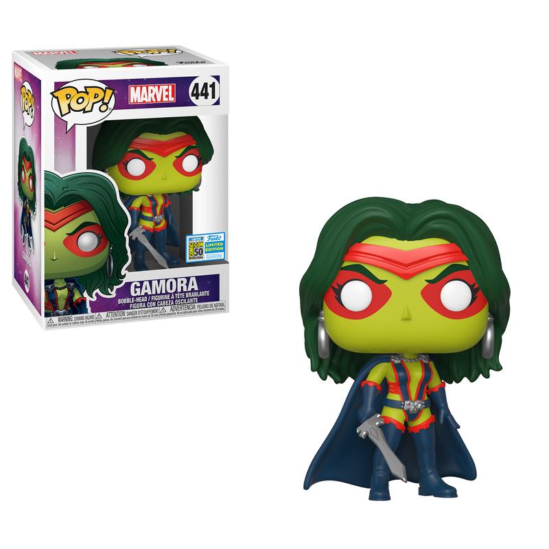 Gamora (Comics) [SDCC]